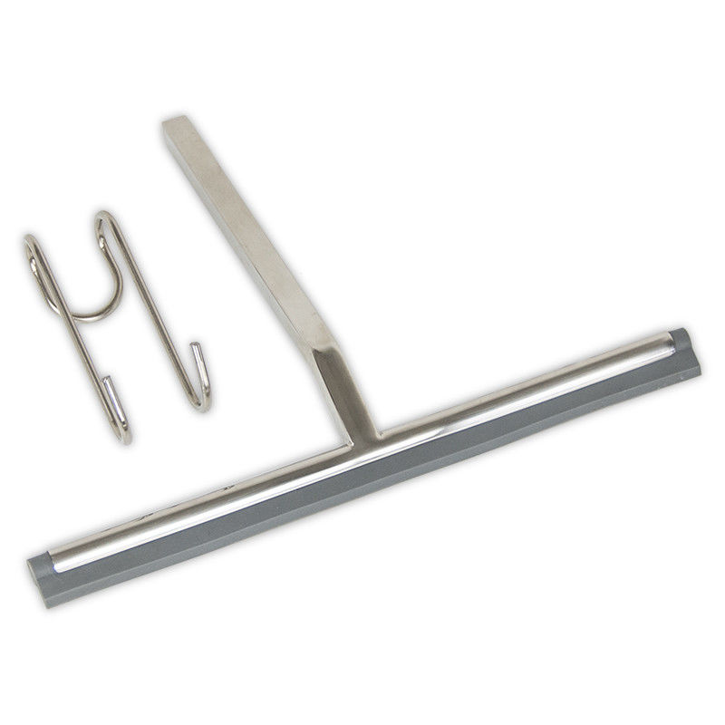 Commercial Stainless Steel Window Squeegee Scraper For Car Oem Service