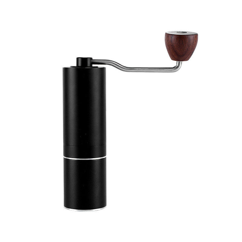 Custom Coffee Maker Accessories Mini Hand Crank Manual Coffee Grinder Adjustable